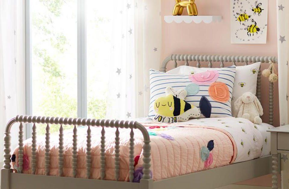 Tips Dekorasi Kamar Tidur Anak Perempuan Ala Angel Springbed